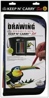Keep N' Carry Artist Set-Drawing by Royal Brush: Product Image