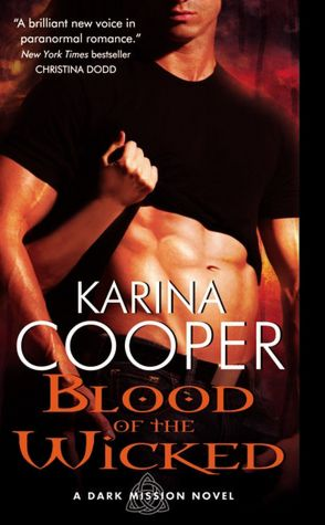 Blood of the Wicked (Dark Mission Series)
