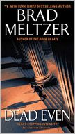 Dead Even by Brad Meltzer: NOOK Book Cover