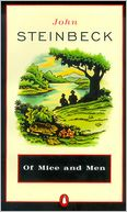 Of Mice and Men by John Steinbeck: Book Cover