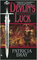 Devlin's Luck (The Sword of Change Series #1) by Patricia Bray: NOOK Book Cover