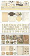 Attic Treasures Sticker Book by Melissa Frances: Product Image