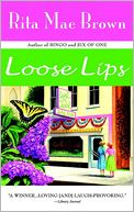 Loose Lips by Rita Mae Brown: NOOK Book Cover