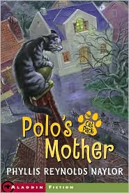 Polo's Mother by Phyllis Reynolds Naylor: Book Cover