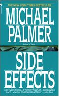 Side Effects by Michael Palmer: NOOK Book Cover