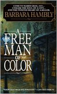 A Free Man of Color by Barbara Hambly: NOOK Book Cover