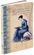 "Jane Austen Writing Journal (5""x7"") by Crown Publishing Group: Product Image"