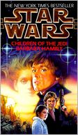 Star Wars Children of the Jedi by Barbara Hambly: NOOK Book Cover