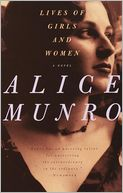 Lives of Girls and Women by Alice Munro: NOOK Book Cover