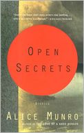 Open Secrets by Alice Munro: NOOK Book Cover