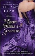 The Secret Desires of a Governess by Tiffany Clare: Book Cover