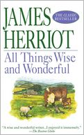 All Things Wise and Wonderful by James Herriot: Book Cover