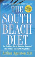 South Beach Diet by Arthur Agatston MD: Book Cover