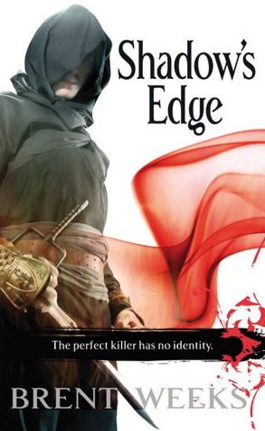 Shadow's Edge (Night Angel Trilogy #2)