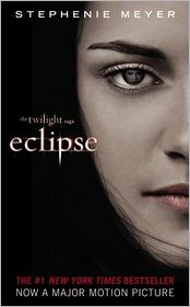 Eclipse by Stephenie Meyer: Book Cover