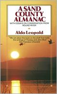 A Sand County Almanac by Aldo Leopold: Book Cover