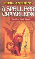 download A Spell for Chameleon (Magic of Xanth #1) book