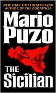 The Sicilian by Mario Puzo: Book Cover