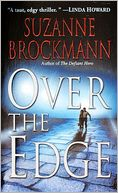 Over the Edge (Troubleshooters Series #3) by Suzanne Brockmann: NOOK Book Cover