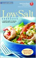 American Heart Association Low-Salt Cookbook by American Heart Association Staff: Book Cover