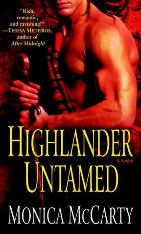 Highlander Untamed (MacLeods of Skye Trilogy #1)