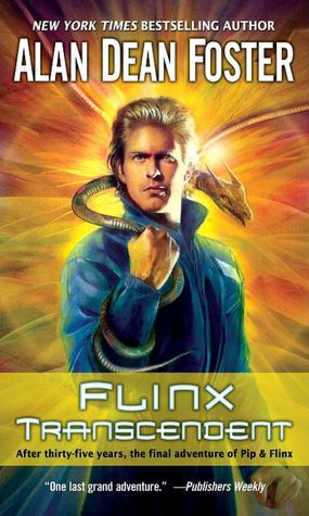 Books to download on kindle Flinx Transcendent by Alan Dean Foster 9780345496089 (English literature) DJVU CHM MOBI