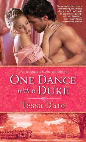 One Dance with a Duke (Stud Club Trilogy #1)