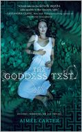 The Goddess Test by Aimée Carter: Book Cover