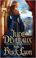 The Black Lyon by Jude Deveraux: Book Cover