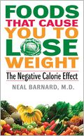 Foods That Cause You to Lose Weight by Neal Barnard: Book Cover