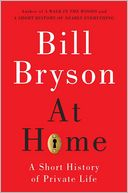 At Home by Bill Bryson: NOOK Book Cover