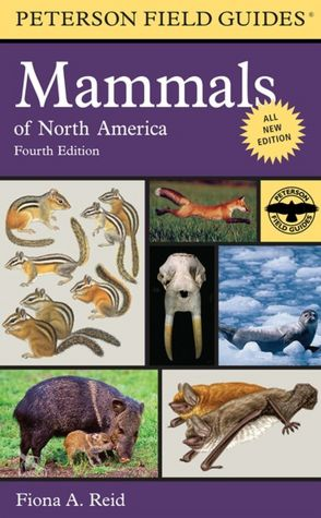 Kindle ebooks german download Peterson Field Guide to Mammals of North America: Fourth Edition English version FB2 DJVU