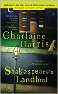 Shakespeare's Landlord (Lily Bard Series #1) by Charlaine Harris: Book Cover