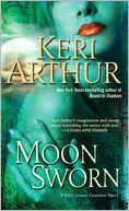 Moon Sworn (Riley Jenson Guardian Series #9) by Keri Arthur: NOOK Book Cover