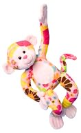 Zelda Pink Flower Monkey by Douglas Co.: Product Image