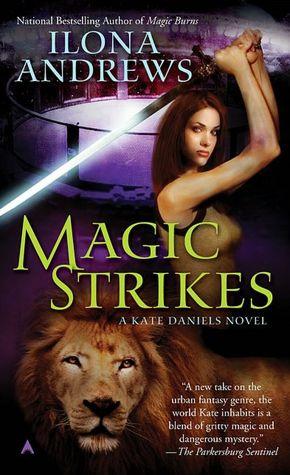 Book pdf downloads Magic Strikes MOBI ePub PDB in English by Ilona Andrews