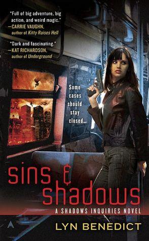 Lyn Benedict Sins & Shadows