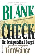Blank Check by Tim Weiner: Book Cover