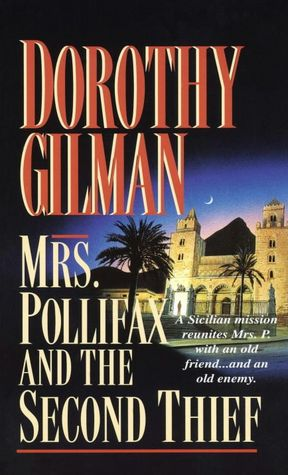 Mrs. Pollifax and the Second Thief (Mrs. Pollifax Series #10)
