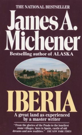 Free downloadable books for ipods Iberia 9780449207338 by James A. Michener PDB PDF ePub (English literature)