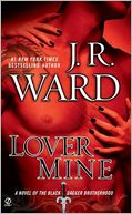 Lover Mine (Black Dagger Brotherhood Series #8) by J. R. Ward: Book Cover