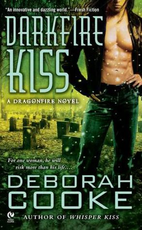 Darkfire Kiss (Dragonfire Series #6)