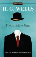 The Invisible Man by H. G. Wells: Book Cover