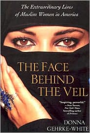 The Face behind the Veil by Donna Gehrke-White: Book Cover