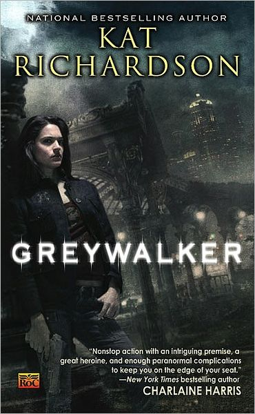 Greywalker (Greywalker Series #1)