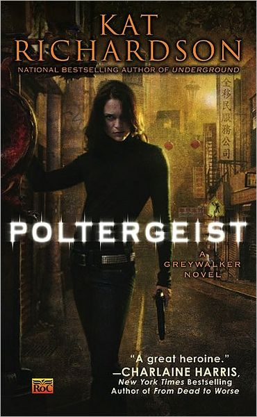 Poltergeist (Greywalker Series #2)
