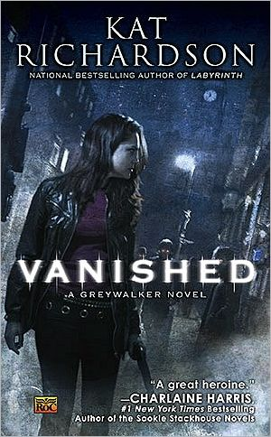 Vanished (Greywalker Series #4)