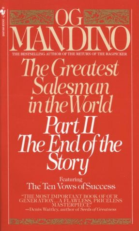The Greatest Salesman in the World Part II: The End of the Story