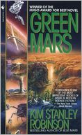 Green Mars by Kim Stanley Robinson: Book Cover