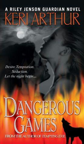 Keri Arthur Dangerous Games